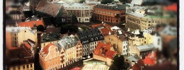 Riga is one of The Next Big Thing.