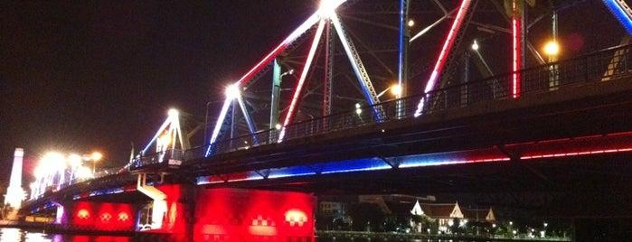Memorial Bridge is one of Around Bangkok | ตะลอนทัวร์รอบกรุงฯ.