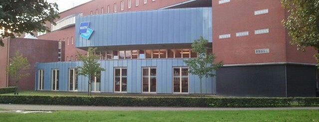 NHTV Breda University of Applied Sciences is one of Favo.