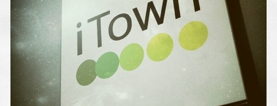 iTown is one of Lugares bons para tortas.
