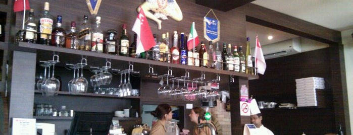 Etna's Italian Restaurant is one of The 15 Best Places with Good Service in Singapore.