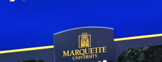 Norris Park is one of Follow Marquette University history.