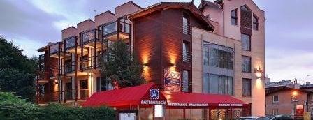 Villa Sentoza Hotel Sopot is one of Noclegi i SPA #4sqcities.
