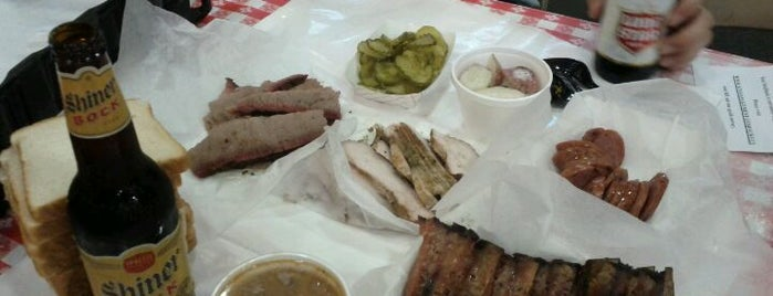 Rudy's Country Store & Bar-B-Q is one of Best Places to Check out in United States Pt 5.