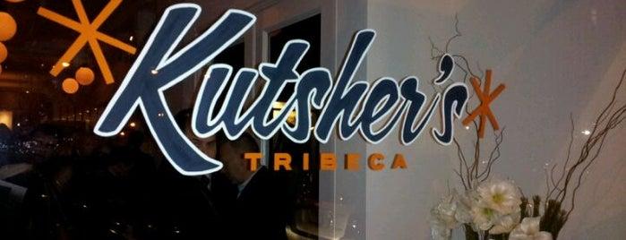 Kutsher's Tribeca is one of NYC Restaurant Week Uptown.