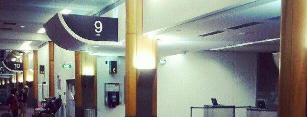 Gate 9 is one of New Zealand.