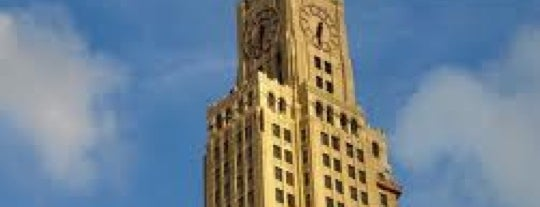 One Hanson Place /  Williamsburgh Savings Bank Tower is one of New York City.