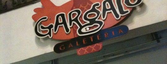 Gargalo Galeteria is one of Restaurantes & Centro.