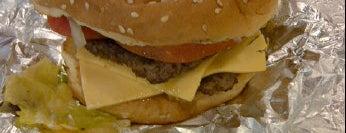 Five Guys is one of Atlanta's Best Burgers - 2012.