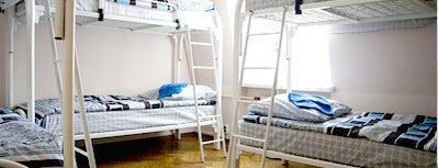 Center Hostel is one of Места оборудованные для видеотрансляций.
