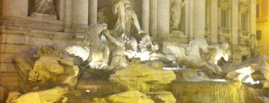 Trevi Fountain is one of Best time ever.