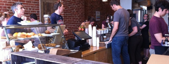 Peregrine Espresso is one of dc drinks + food + coffee.