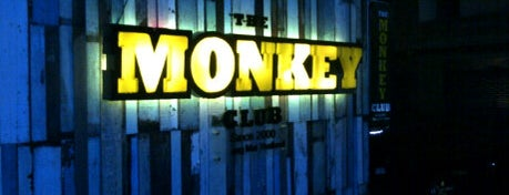 Monkey Club is one of Must visit cafe/restaurant/pub in chaingmai!.