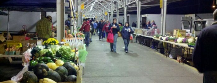 Rochester Public Market is one of Roc.