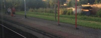 Station Galmaarden is one of Bijna alle treinstations in Vlaanderen.