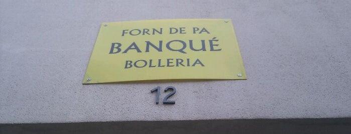 Pà Banqué is one of Pa.