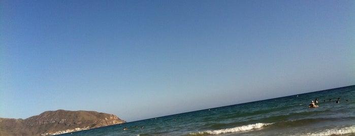 Playa de Isla Plana is one of Playas.