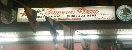 Julio's Pizza is one of Must-visit food in Bridgeport.