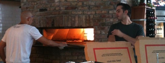 Andiamo! Brick Oven Pizza is one of Hungry in Miami.