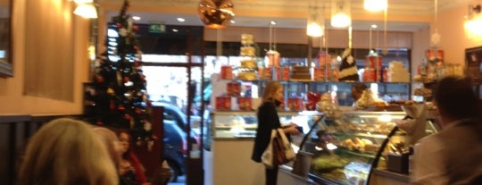 Patisserie Valerie is one of Around The World: London.