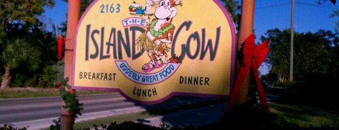 The Island Cow is one of Mis lugares más queridos !.