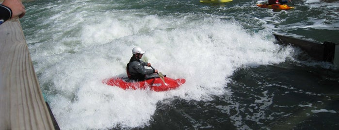 Adventure Sports Center International (ASCI) is one of Deep Creek Lake FAVORITES!.