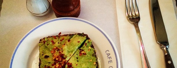 Café Gitane is one of NYC's Must-Eats, Brunch.