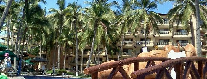 Villa Del Palmar Beach Resort & Spa is one of Resorts.