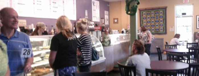 Frosty Frog Creamery is one of 2012 foodie tour.
