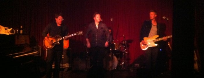 Hotel Cafe is one of Best Live Music Venues.