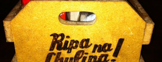 Ripa na Chulipa is one of Lugares pra comer no Portão / Água Verde.