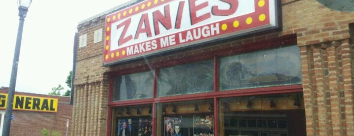 Zanies Comedy Club is one of Nashville Places to Be.