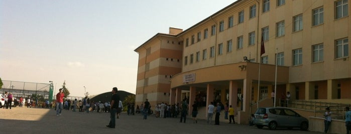 Çankaya İMKB Otelcilik ve Turizm Meslek Lisesi is one of Ankara'daki Oteller.