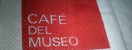 Café del Museo is one of Club La Tercera Descuentos.