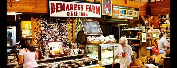 Demarest Farm is one of NJ To Do.