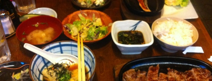 Honda-Ya Japanese Restaurant is one of Favorite Japanese Restaurants.
