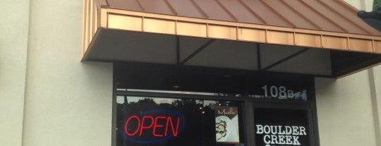 Boulder Creek Coffee is one of Lugares guardados de Carl.
