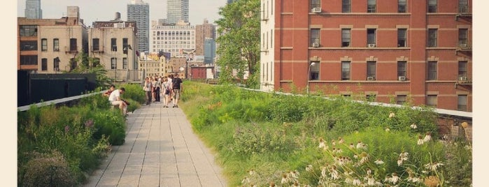 High Line is one of New York.