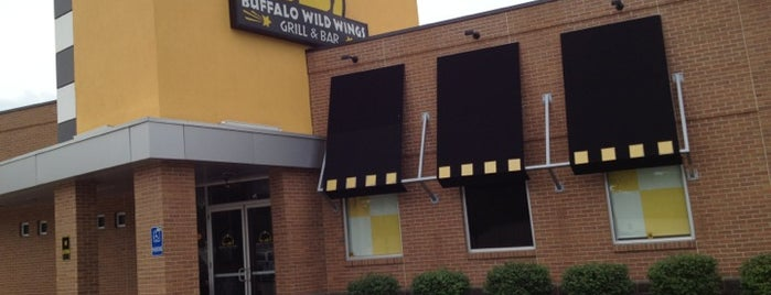 Buffalo Wild Wings is one of Ypsilanti Delivery.