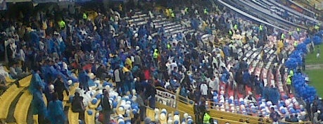 Estadio Nemesio Camacho El Campín is one of Best Stadiums.