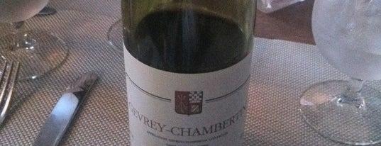 Vertical Wine Bistro is one of Restaurants.