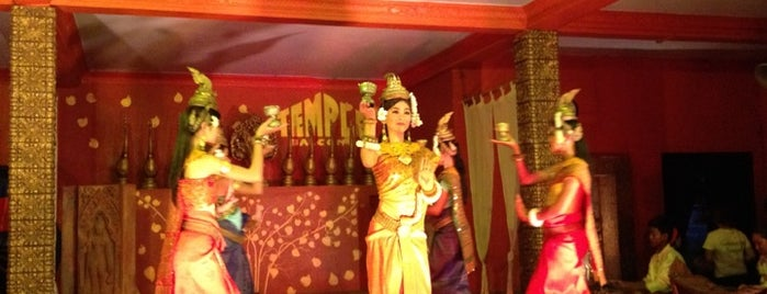 Temple Club is one of Cambodia.