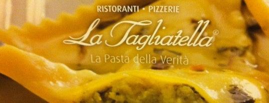 La Tagliatella is one of Restaurantes!!.