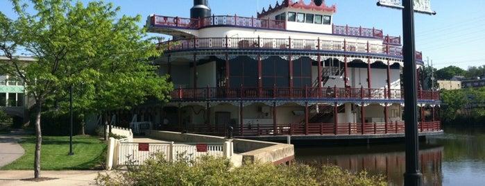 Grand Victoria Casino is one of Money.