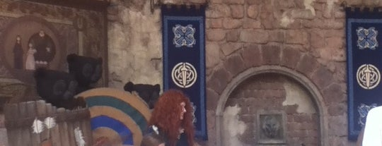 Fairytale Garden Theatre (Merida Meet & Greet) is one of Walt Disney World.