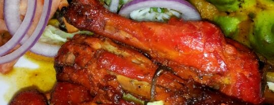 Bukhara Grill is one of The 15 Best Places with a Lunch Buffet in New York City.