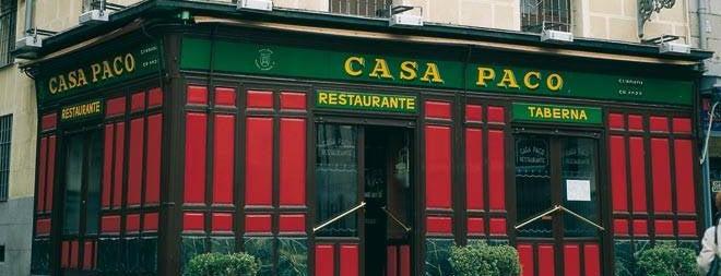 Casa Paco is one of Madrid: de Tapas, Tabernas y +.