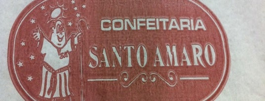 Confeitaria Santo Amaro is one of Na Lapa.