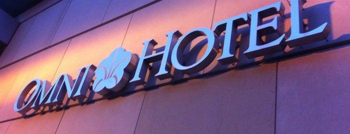 Omni Fort Worth Hotel is one of Hotel / Casino.