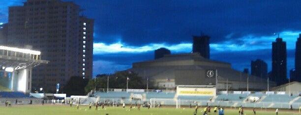 Rizal Memorial Track & Football Stadium is one of Manila.